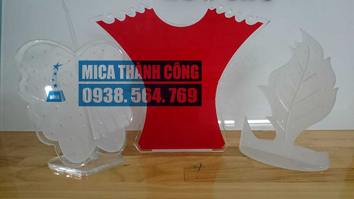 Gia công mica tại TPHCM